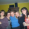 Olivia's B'day Party at Gilles & Claire's Apt